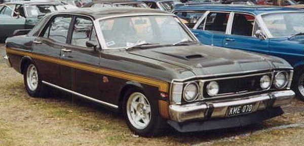 Mad Max Cars - Aussie Muscle